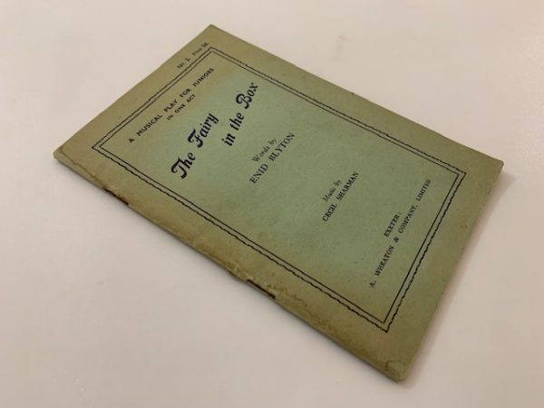 enid blyton the fairy in the box first edition3