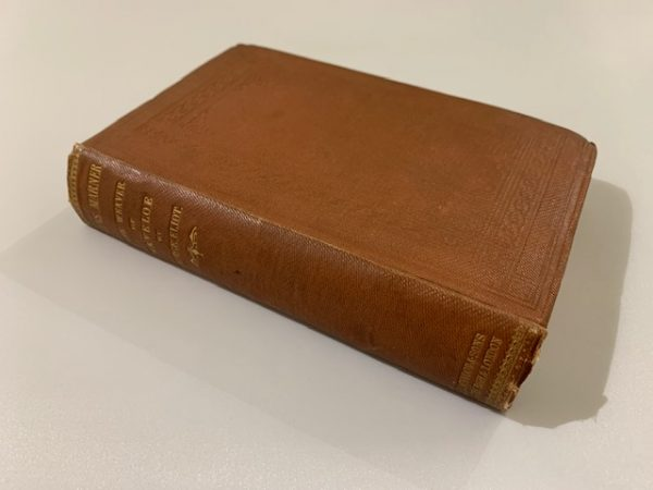 george eliot silas marner first edition2
