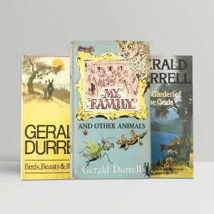 gerald durrell the corfu trilogy1