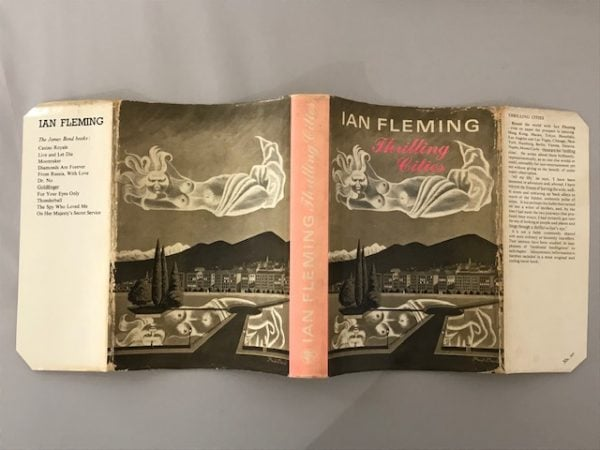 ian fleming thrilling cities first edition4