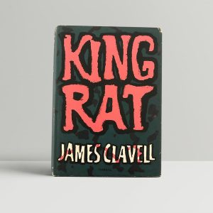james clavell king rat first edition1