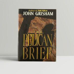 john grisham the pelican brief first edition1