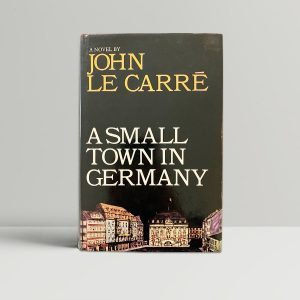john le carre a small town in germany signed first edition1