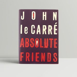 john le carre absolute friends signed first edition1