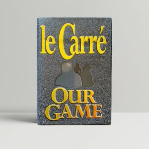 john le carre our game first edition1