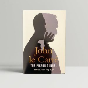 john le carre the pigeon tunnel signed first edition1