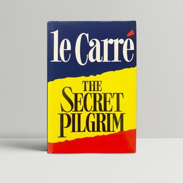 john le carre the secret pilgrim signed first edition1
