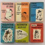 michael bond paddington bear collection2