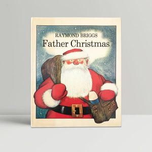 raymond briggs father christmas first edition1