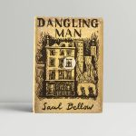 saul bellow dangling man first edition1