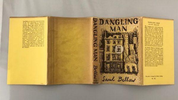 saul bellow dangling man first edition4