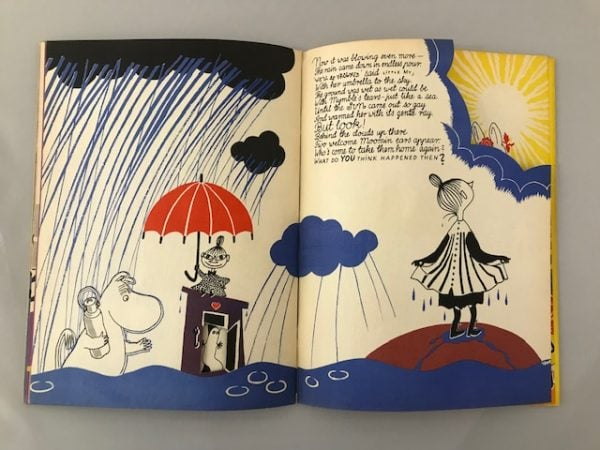 tove jansson the book about moomin mymble and little my first edition4