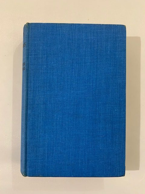christopher isherwood lions and shadows signed first edition4