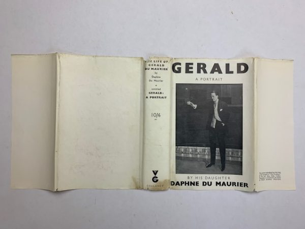 daphne du maurier gerald first edition with signed card4