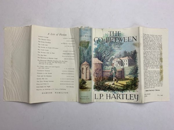 lp hartley The go between first ed4