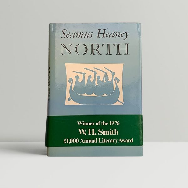 seamus heaney north first edition with band1
