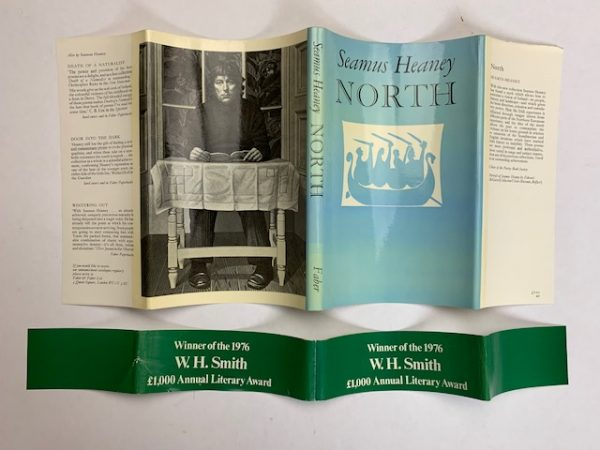 seamus heaney north first edition with band4
