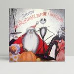 tim burton the nightmare before christmas first edition1