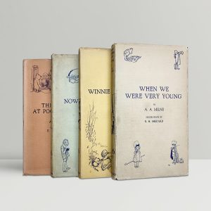 aa milne pooh collection1