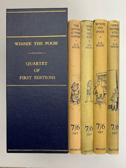aa milne pooh collection2
