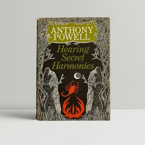 anthony powell hearing secret harmonies first edition1
