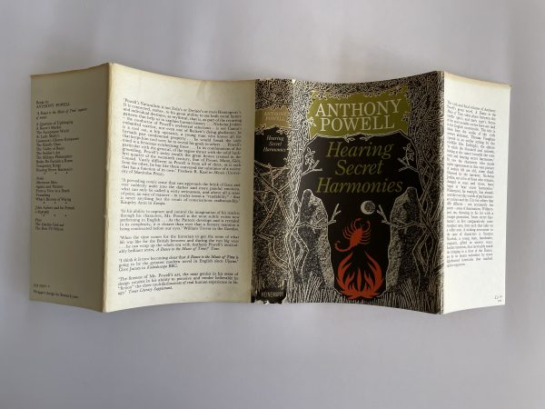 anthony powell hearing secret harmonies first edition4