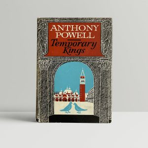 anthony powell temporary kings first edition1