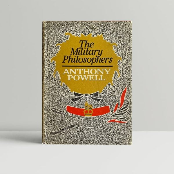 anthony powell the military philosophers first edition1