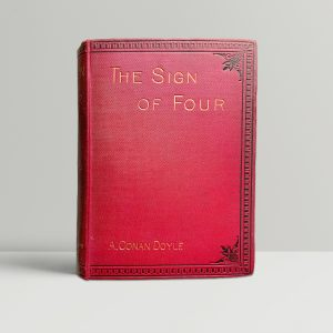 arthur conan doyle the sign of four first edition1
