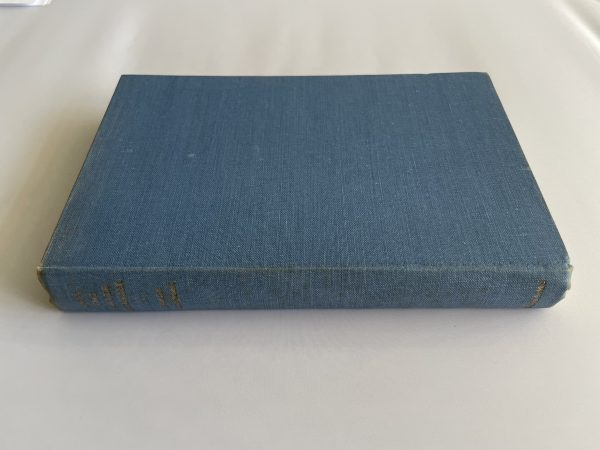 donald campbell into the water barrier signed first edition4
