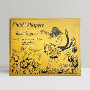 enid blyton child whispers first edition1