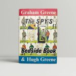 hugh greene graham greene the spys bedside book signed1