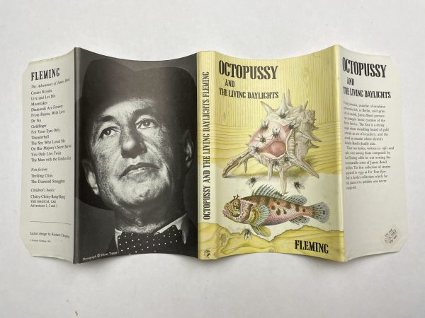 ian fleming octopussy dabo signed5