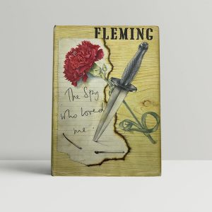 ian fleming tswlm signed first edition1