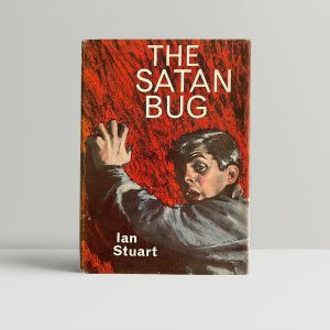 ian stewart the satan bug first edition1