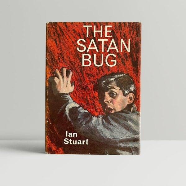 ian stewart the satan bug first edition1