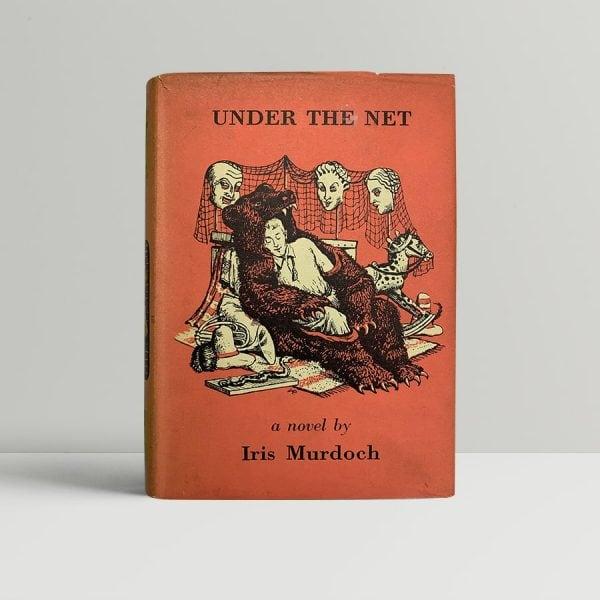 iris murdoch under the net first edition1