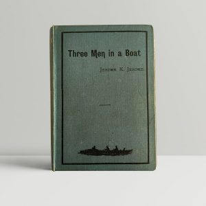 jerome k jerome 3 men in a boat first ed1