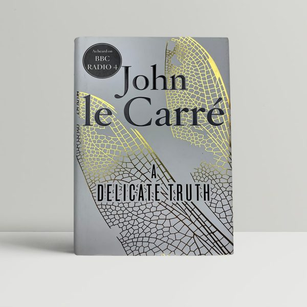 john le carre a delicate truth first ed2001
