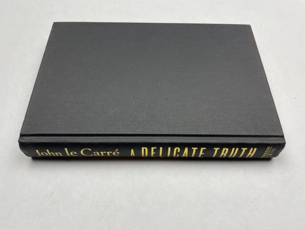 john le carre a delicate truth first ed2004