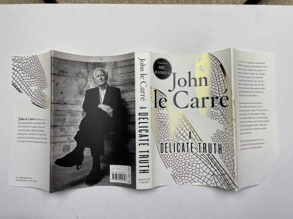 john le carre a delicate truth first ed2005