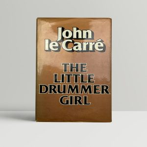 john le carre little drummer girl first ed1