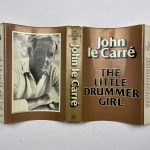 john le carre little drummer girl first ed4