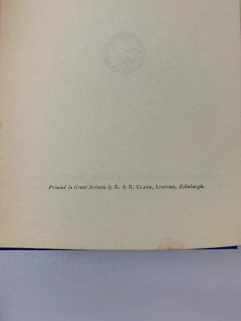 virginia woolf to the lighthouse first edition3