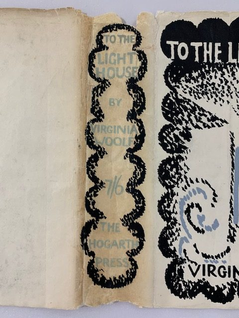 virginia woolf to the lighthouse first edition6