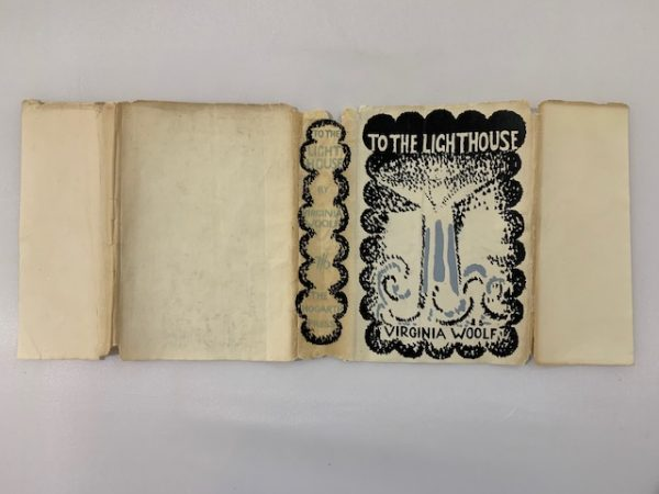 virginia woolf to the lighthouse first edition7