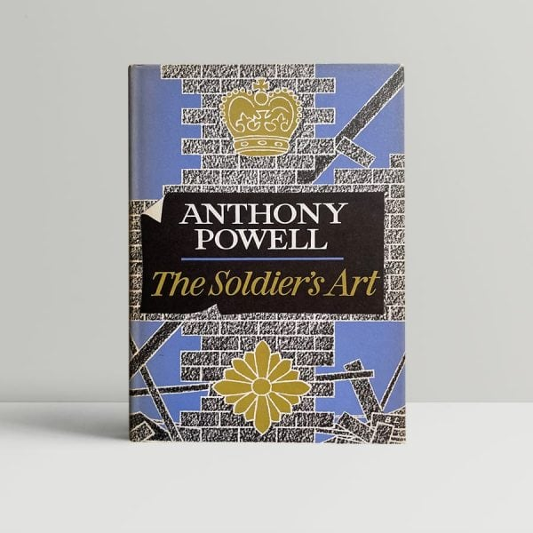 anthony powell the soldiers art signed first edition1