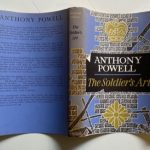 anthony powell the soldiers art signed first edition4