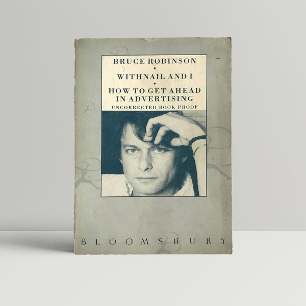 bruce robinson withnail and i first ed1