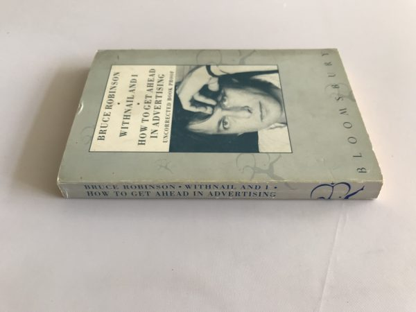 bruce robinson withnail and i first ed3